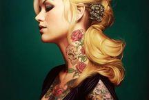 Tattoos / by Megan Miller
