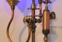 steampunk objects