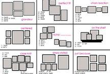 Frames And Photos For Interior Design