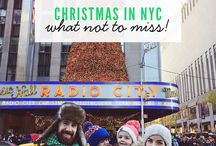 Christmas | Winter Destinations / Where to go for the best Christmas celebrations
