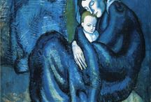 Pablo Picasso / (1881 – 1973) Spanish painter, sculptor, printmaker, ceramicist, stage designer, poet and playwright who spent most of his adult life in France. Regarded as one of the greatest and most influential artists of the 20th century, he is known for co-founding the Cubist movement, the invention of constructed sculpture, the co-invention of collage, and for the wide variety of styles that he helped develop and explore.