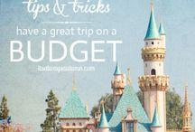 Disney road tips / by Jamie Raley