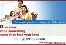 Best Child Insurance Plan in India / Bima Zones child plans help you build your child's .We are leading best child insurance plan provider company in India. Visit site and compare child insurance plan and secure your future of child.  Visit site - http://bimazones.com/child-insurance-plan-in-india.php