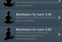 Mindfulness og Yoga