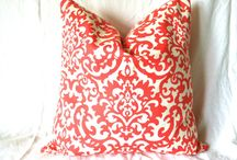 Pillows / by Elizabeth @Real Inspired