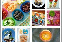 Kids' Snacks and Meals / by Jennifer 'Goodloe' Williams