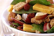 Salad Recipes / The Salad Recipes that look great