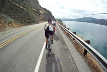 Cycling / Cycling -- be it on backroads, mountain passes, through your neighborhood or across the country we're obsessed.
