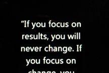 motivation + goals