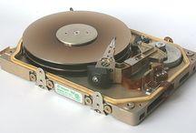 Vintage Computer's Storage / obsolete storage media and systems