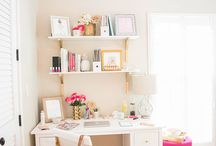 Office/ Craft Space / by Kyndra Morris