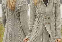 Looking for Ideas: Knitted Jacket