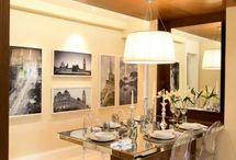 Interiores l Sala de Jantar