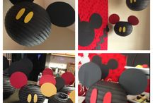 Mickey Mouse Party. Микки Маус праздник