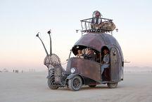 Burningman vehicles / Burningman vehicles