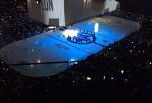 Toronto Maple Leafs - Air Canada Centre installation