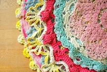 Crochet Projects / Projects, tutorials, and ideas that have me hooked. / by Mollie Tyrrell