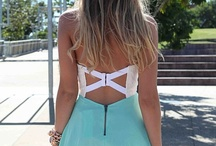 Fashion! / by Alyssa McQueen