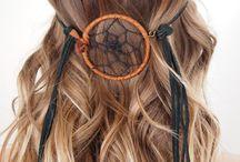 Festival fever / Hair & trends for the festival season