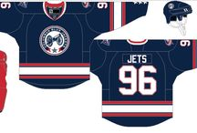 #DesignAJersey Contest / Design a hockey jersey and you could win the new Adidas NHL jersey of your choice.
