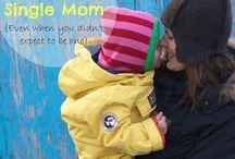 Solo parenting / Single moms struggles