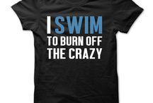 Swimming tshirt