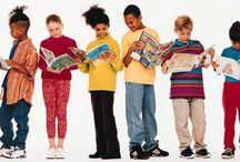 For Younger Readers - Children through Teens / Books Aimed at the younger readers - from pre-readers through Teens reading YA and more!