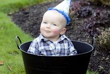 1st Birthday Boy!