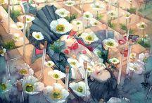 Illustrators - Taupe Syuka