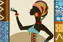 Afrika kadınlar