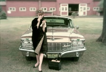 vintage... / by Kristina Stuart