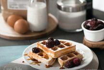завтрак утро