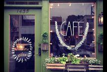 Kafe korner / by Alexandra Duncan
