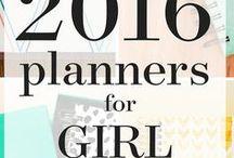 Organizing My Many Selves... / planning & organizing