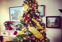 The magic of Christmas! / Christmas at Auberge Lac-Brome, where one simply feels like home!