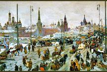 Моя Москва / Я обошел 365 городов мира и смею утверждать, что Москва могла бы стать самым лучшим городом на Земле, если бы ему в последние 300 лет хоть однажды повезло бы с градоначальством...