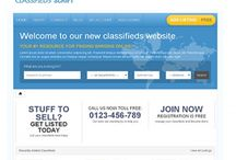 Classifieds Script / Our Classifieds Script is the best place for you to become an entrepreneur and lets you to create your own classified website. Our PHP Classified Script is a perfect solution for all sorts of business, suitable for all classified advertisements such as real estate, jobs, rentals, auto and many others. Contact us +91 9841300660