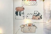 Dibujos monos