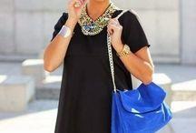 Style: Black dress