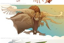 Character Design | Dragons / by Nicolas Rix