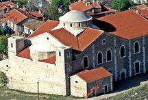 Sivrihisar Ermeni Kilisesi, (Sivrihisar Yerrortutyun Holy Armenian Church,) / Türkiye Eskişehir'in Tarihi ilçesi Sivrihisar' ın tarih Firigyalılara dayanmaktadır ve ilçede görülmesi gereken çok sayıda tarihi eser bulunmaktadır. Bunlardan biride Tarihi Surp Yerrortutyun Ermeni Kilisesi, Kilise 1881 yılında yapılmıştır. (Turkey's historic district of Eskişehir Sivrihisar 's history is based on Firigyalı and there are many historical monuments to be seen in the county. In one of them Yerrortutyun History Holy Armenian Church, the church was built in 1881.)