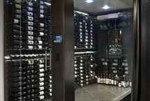 Wine Cellar / Protect your wine and enjoy the pleasure of visiting old (wine) friends in the cellar and the excitement of meeting new ones.