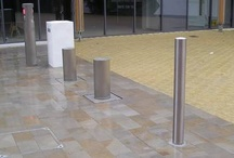 Bollards / Rising Bollards Static Bollards Range of lift heights and heights above ground http://www.frontierpitts.com/products/bollards/