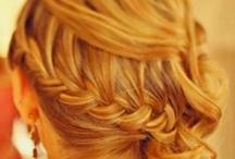 hair ideas / by Jasmine Barnes