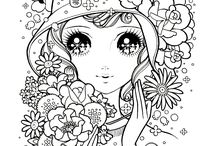 Colouring In Printables