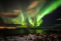 Northern Lights in the Nordics / Quite possibly one of the most stunning natural wonders you'll ever see, in some of the world's most beautiful countries. / by Nordic Visitor