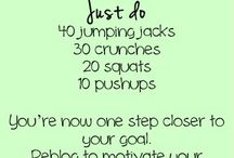 Exercise! Ha