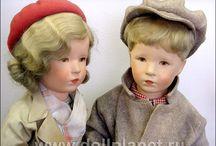 German dolls that I love