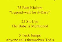 TV show\movie workouts