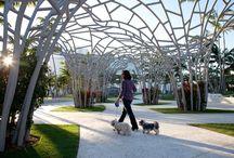 Public space architecture